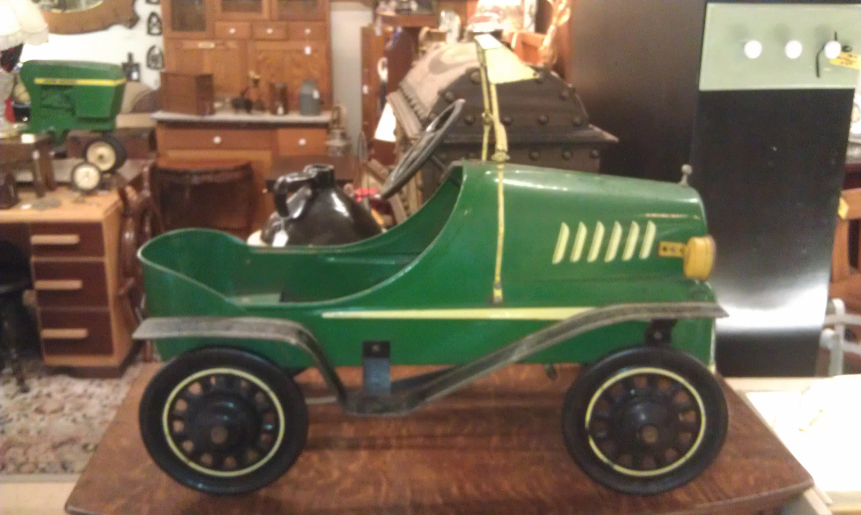 Tin Lizzie Car Parts