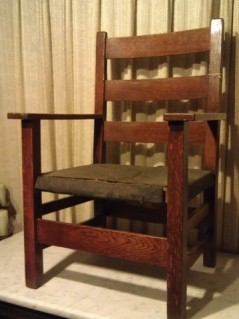 Stickley Child's Armchair